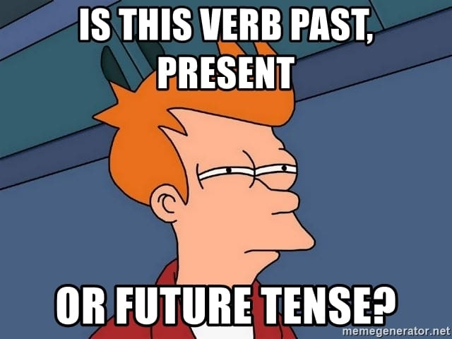 What are the future tenses in Spanish?